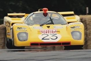 "Derek Bell's ""First Dance"" With His 1970 Ferrari 512M - Part 2"