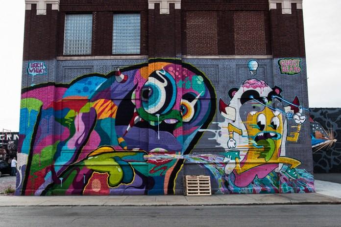 1xRUN Presents Murals In The Market