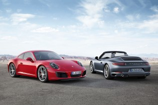 The 2017 Porsche 911 Carrera Finally Gets Turbocharged