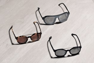 3.1 Philip Lim x Linda Farrow 2015 Fall/Winter Sunglasses