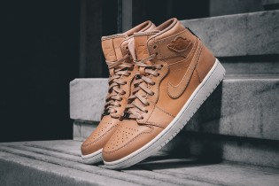"A Closer Look at the Air Jordan 1 Pinnacle ""Vachetta Tan"""