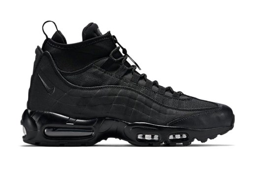 A First Look at the Nike Air Max 95 Sneakerboot