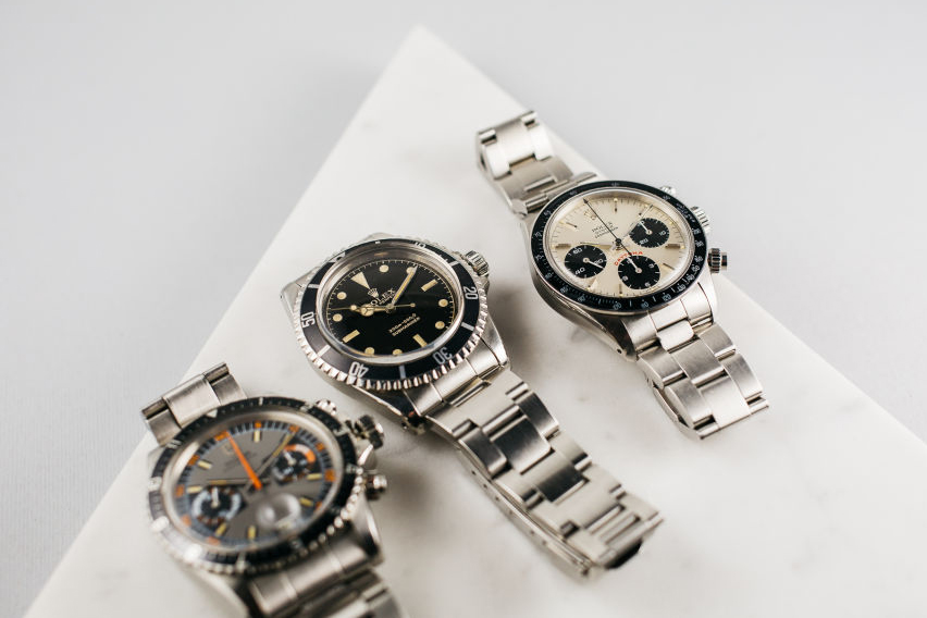 A Look Inside Vintage Rolex Dealership HQ Milton