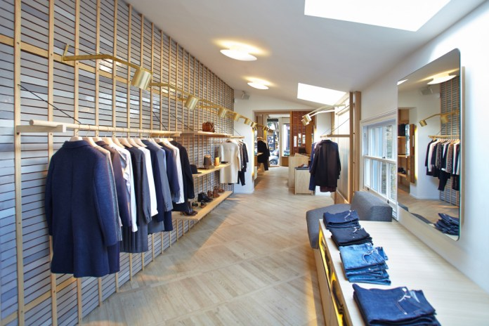 A.P.C. Launches New Store in London's Notting Hill