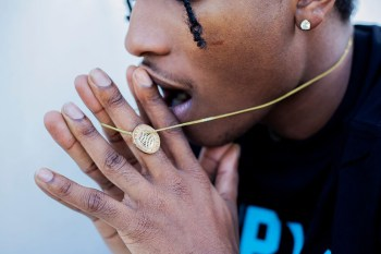 A$AP Rocky x Virgin Mega Limited Edition NYC Token Chain