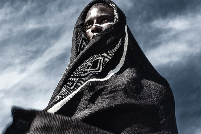 "Abasi Rosborough 2015 Fall/Winter ""Sanctum"" Editorial"