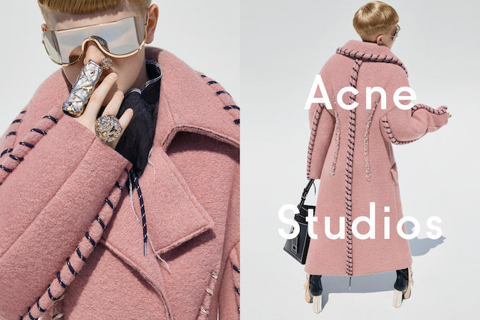 Acne Studios' Founder's Son Stars in New Groundbreaking Campaign