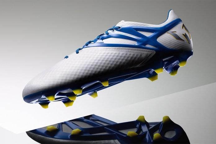 """adidas Messi 15 """"Prime Blue"""""""