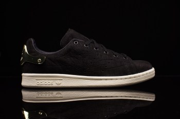 adidas Originals Stan Smith Metal WMNS Black/Gold