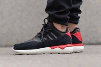 adidas Originals Tubular Moc Runner Core Black/Tomato
