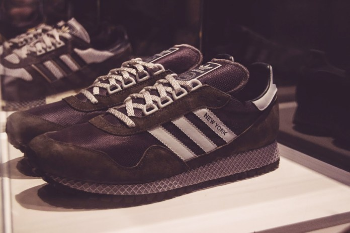 adidas Originals x SPEZIAL New York  Unveiled at Laces Out! Sneaker Festival