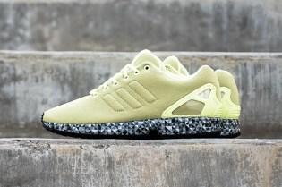 "adidas Originals ZX Flux ""Frost Yellow"""