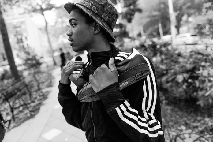adidas Skateboarding Superstar ADV Video Lookbook