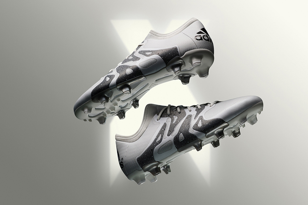 """adidas X Soccer Boot """"White/Silver"""""""