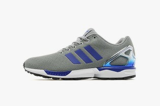adidas Originals ZX Flux with Metallic Finish