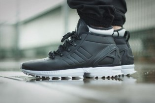 "adidas ZX Flux Winter ""Core Black"""