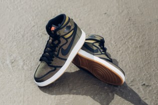 "Air Jordan 1 KO High ""Militia Green"""