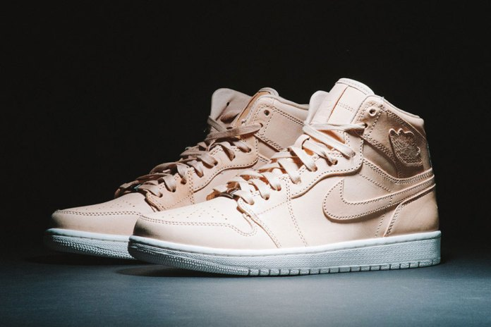 "Air Jordan 1 Pinnacle ""Tan"""