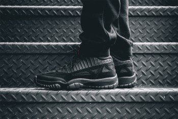 "A Closer Look at the Air Jordan 11 IE Low ""Referee"""