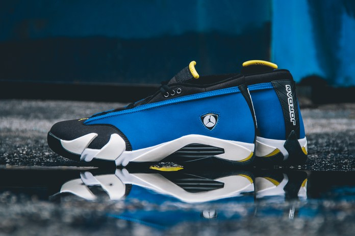 "A Closer Look at the Air Jordan 14 Retro Low ""Laney"""