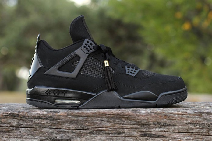"Dank Customs Crafts Two More Air Jordan 4 ""Louis Vuitton Don"" Colorways"