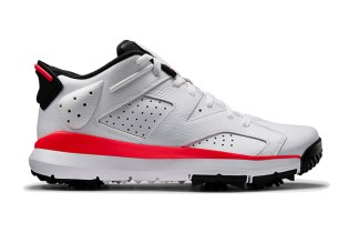 The Air Jordan 6 Is Now a Golf Shoe