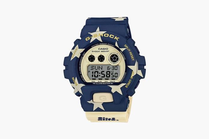 """ALIFE x G-Shock GD-X6900AL-2 """"Stars & Stripes"""""""