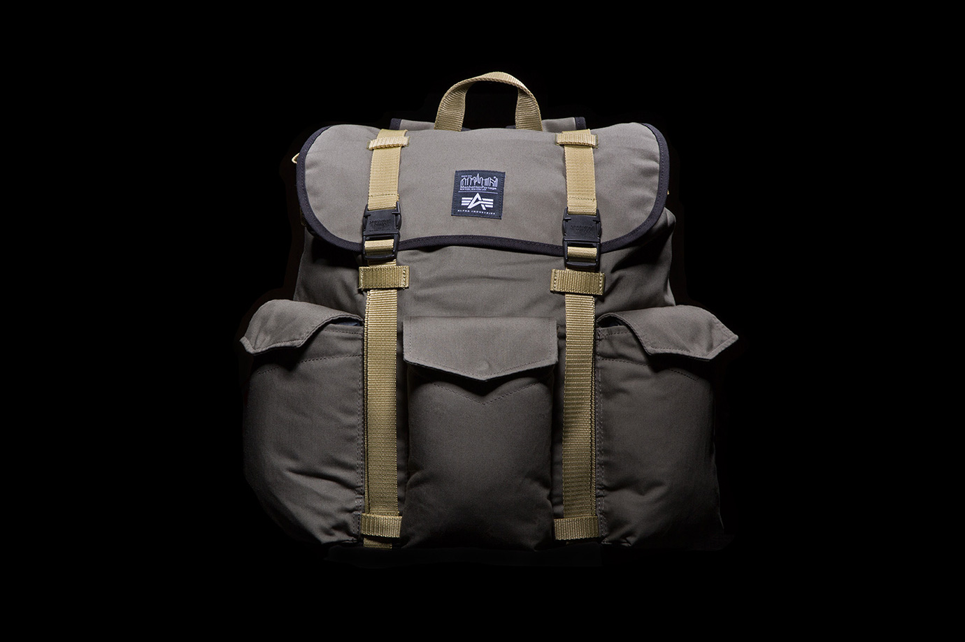 Alpha Industries x Manhattan Portage Capsule Collection