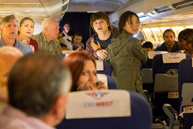 AMC Announces Title and Premiere Date for 'Fear The Walking Dead' Plane Spinoff