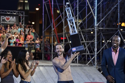 American Ninja Warrior Crowns First Winner Ever
