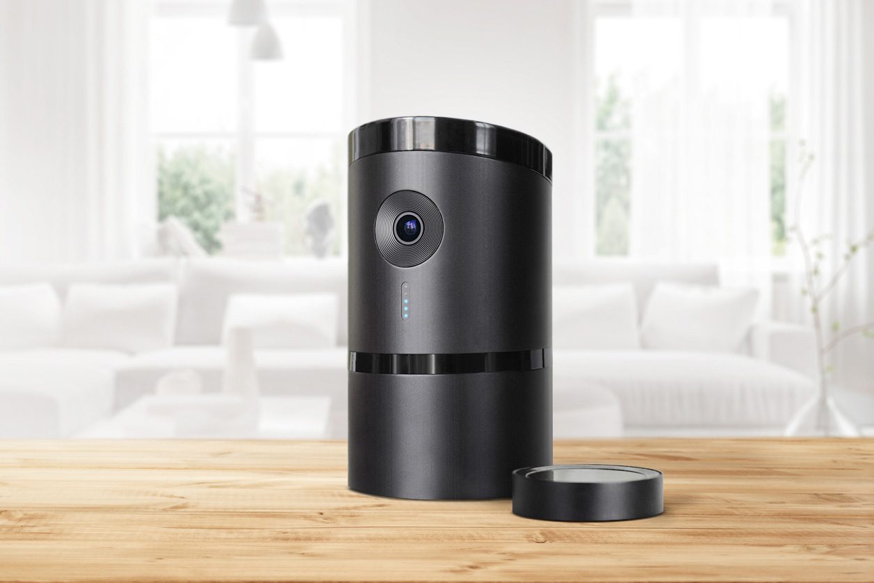 Meet Angee, the First Truly Autonomous Home Security System