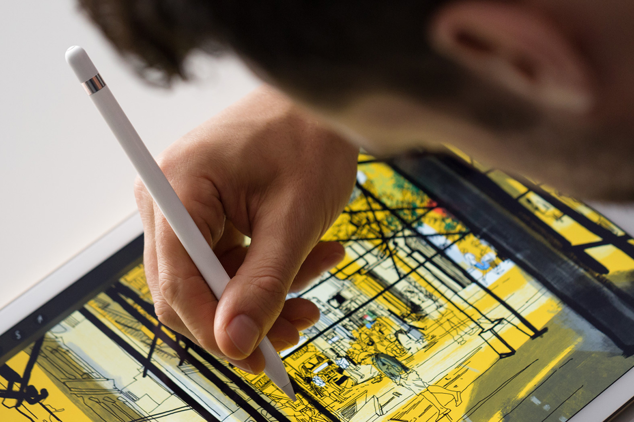 Why Apple Unveiled a Stylus That Steve Jobs Would Have Hated