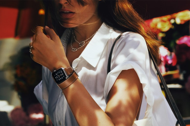 Apple & Hermès Collaborate on a Special Apple Watch
