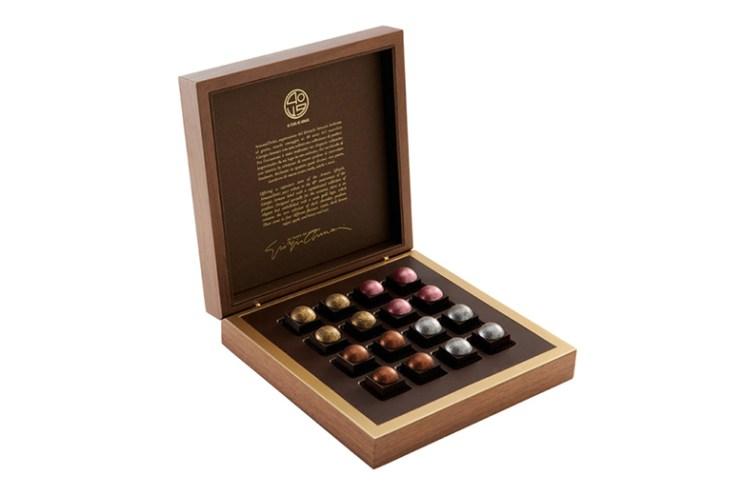 Armani Release 40th Anniversary Chocolate Set
