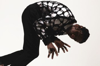 A$AP Rocky Fashion Editorial by Kenneth Cappello