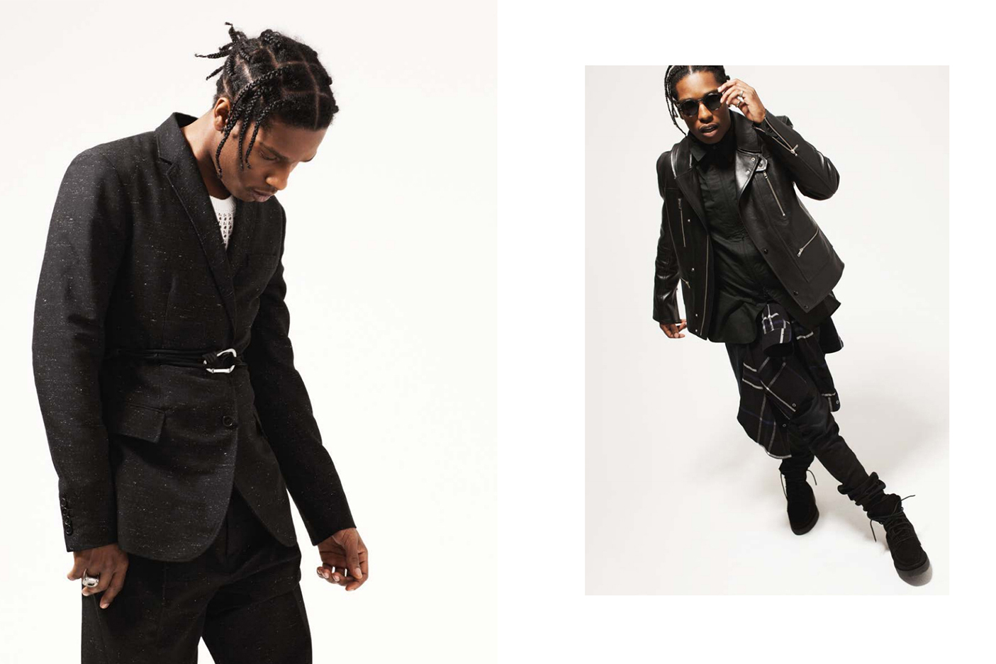 aap rocky fashion editorial by kenneth cappello hypebeast