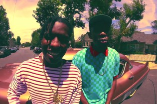 A$AP Rocky and Tyler, the Creator Promote Upcoming Tour