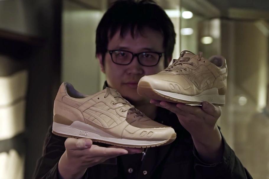 ASICS GEL-Lyte III Designer Shigeyuki Mitsui Talks About Creating the Iconic Sneaker