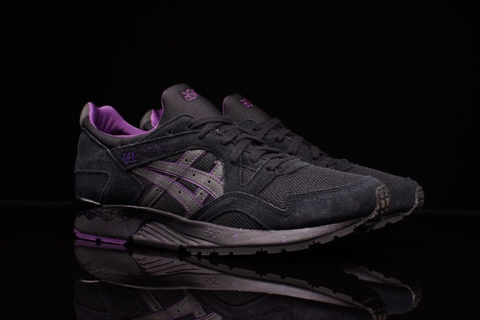 ASICS Gel Lyte V Black/Purple
