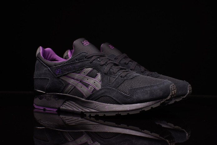 ASICS Gel Lyte V Black/Purple