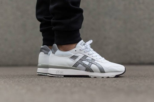 ASICS GT-II White/Light Grey