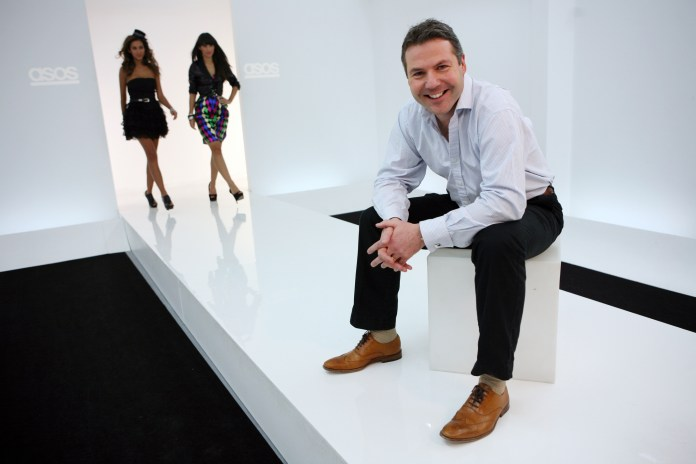 asos Founder Nick Robertson Steps Down as CEO
