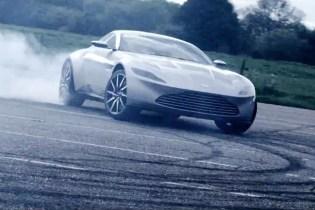 Aston Martin DB10 007 'Spectre' Teaser Video