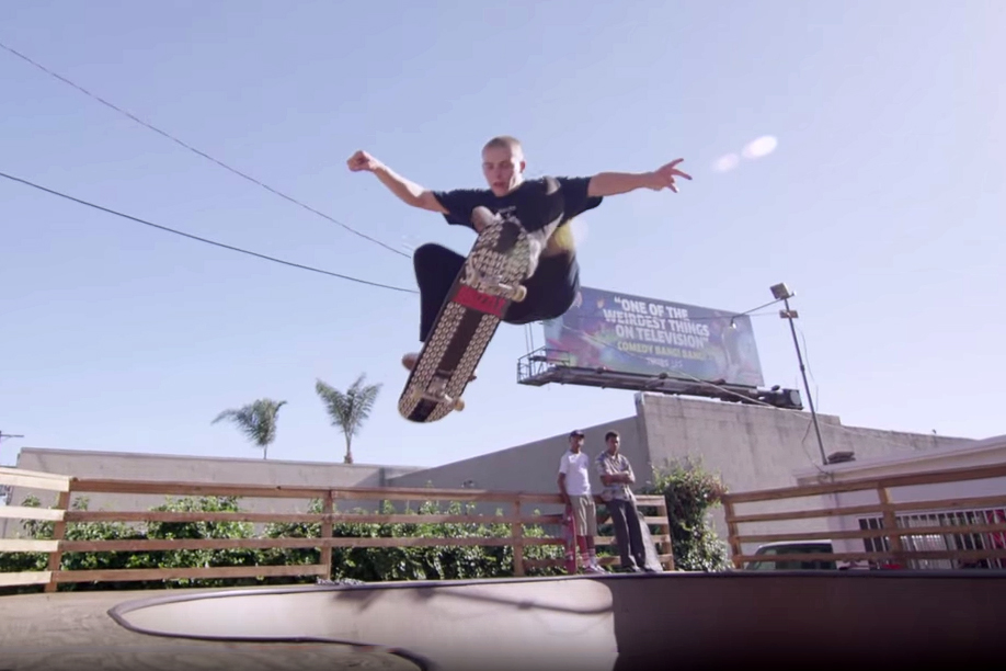 Babylon - Cultural Space for Skaters in Los Angeles