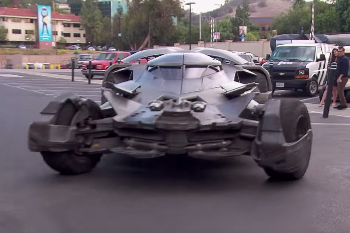 Here's Our Best Look at the Next Batmobile Yet