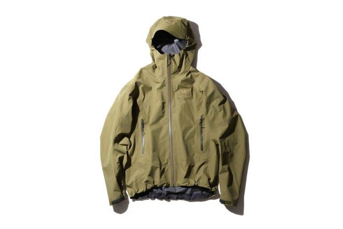 BEAMS x Arc'teryx Beta SL Jacket