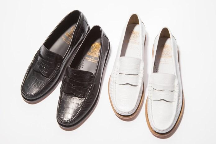 BEAUTY & YOUTH x Caminando 2015 Fall/Winter Loafers
