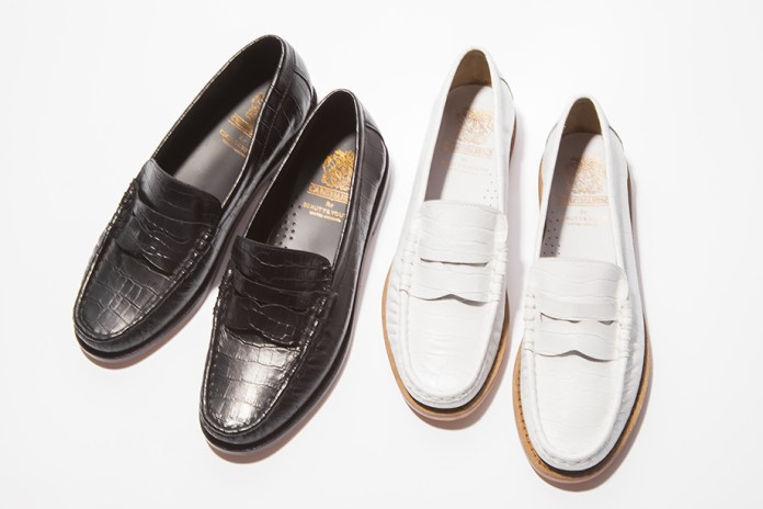 BEAUTY & YOUTH x Caminando 2015 Fall/Winter Loafers