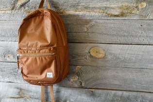 BEAUTY & YOUTH x Herschel Supply Co. 2015 Fall Backpacks