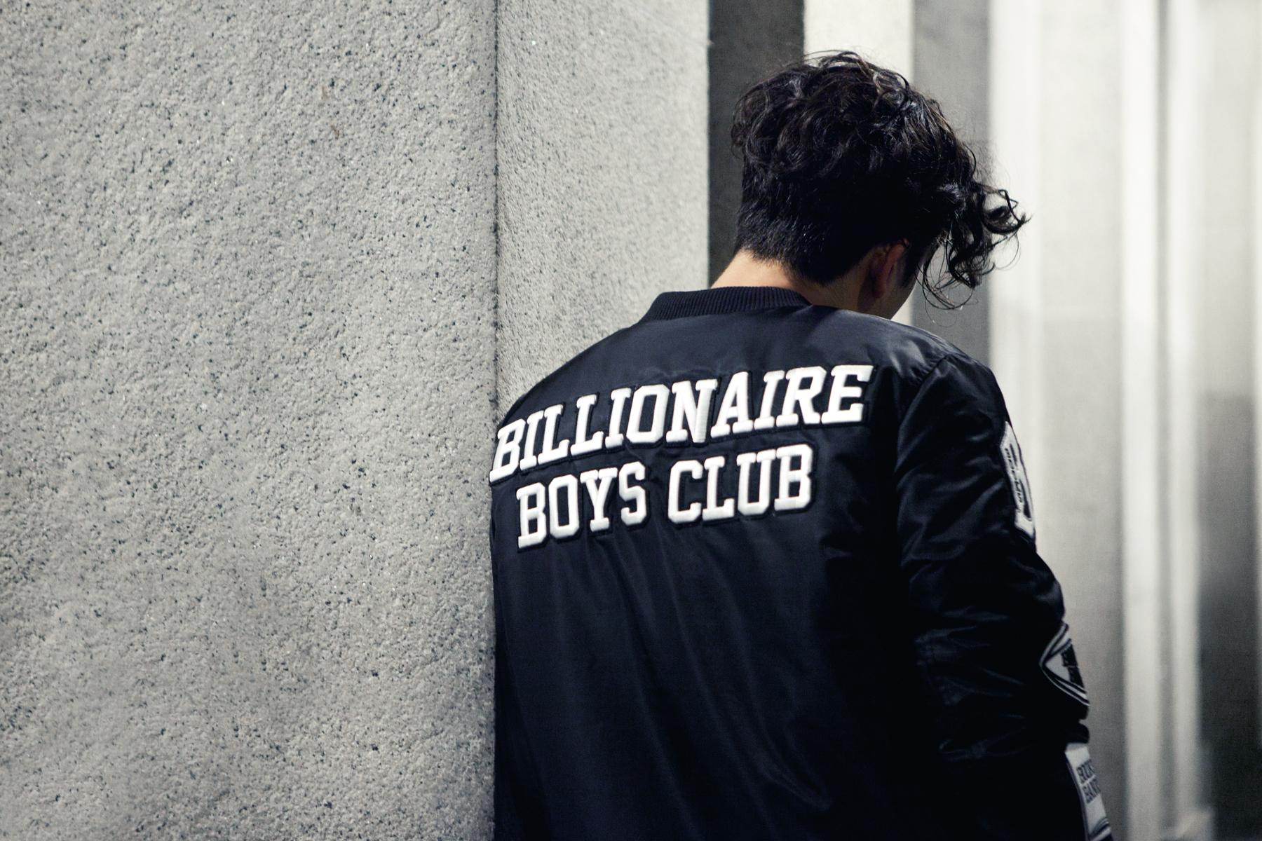 Billionaire Boys Club 2015 Fall/Winter New Arrivals